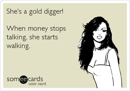 What Year Did Gold Digger Come Out