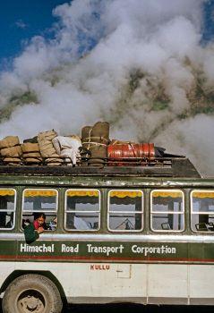 Reisen in Indien mit dem Bus