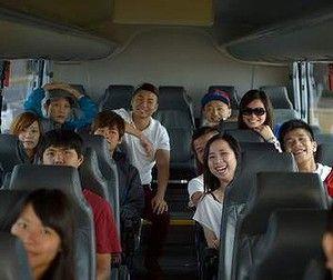 Asian bus tours