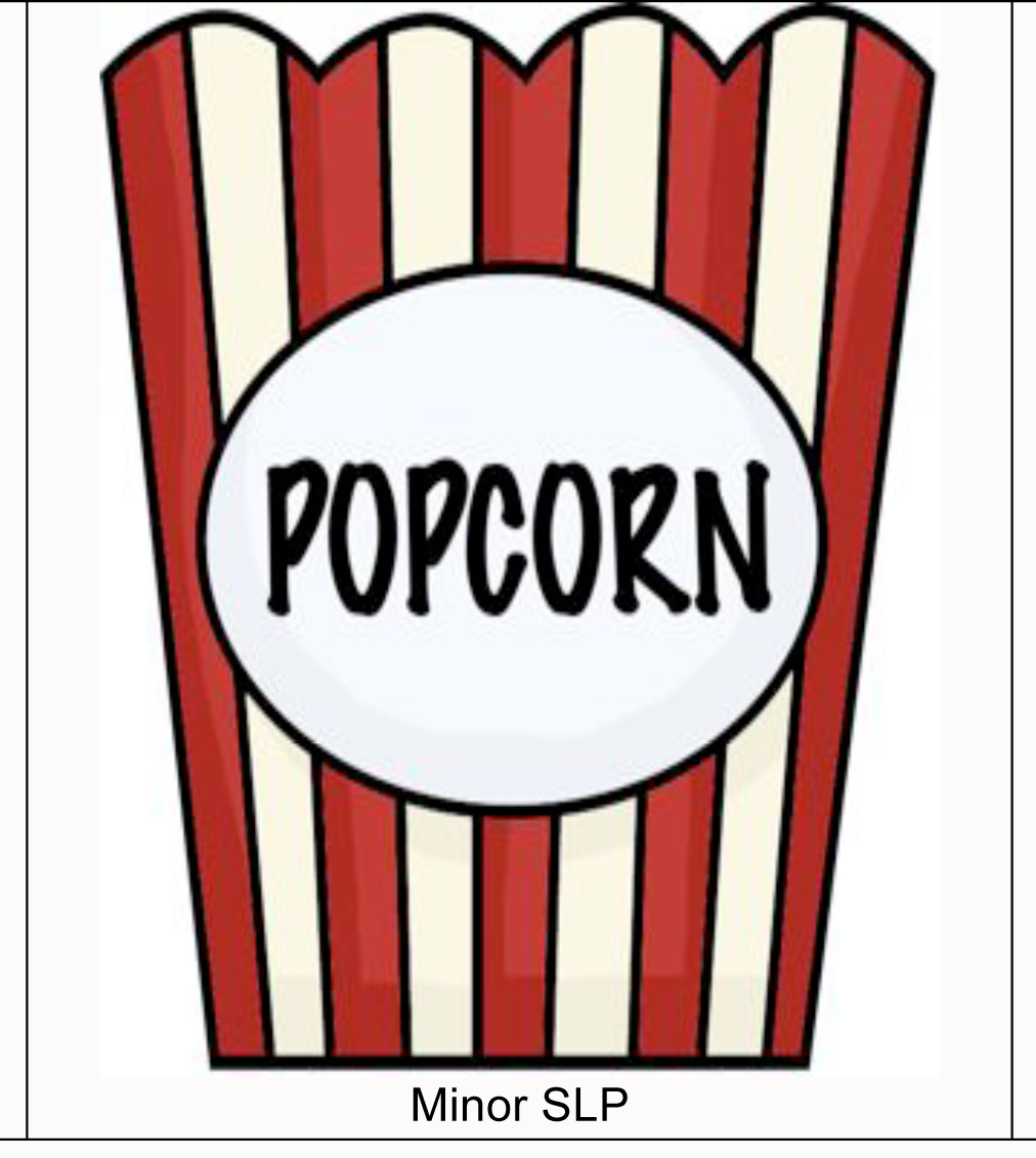 It's just a picture of Ridiculous Popcorn Bag Printable