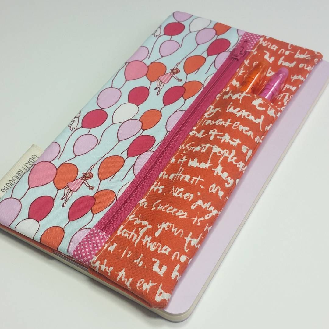 Etsy Listing - Journal Sleeve PDF Sewing Pattern {CUSTOM fit ...