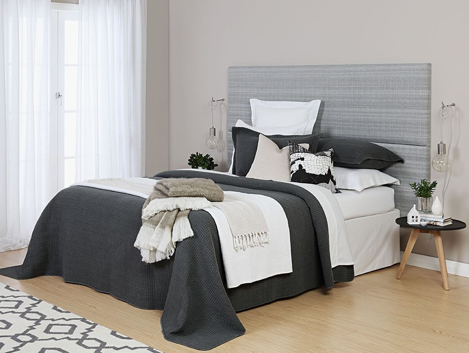 Make your bed like an interior designer - learn the tips and ...