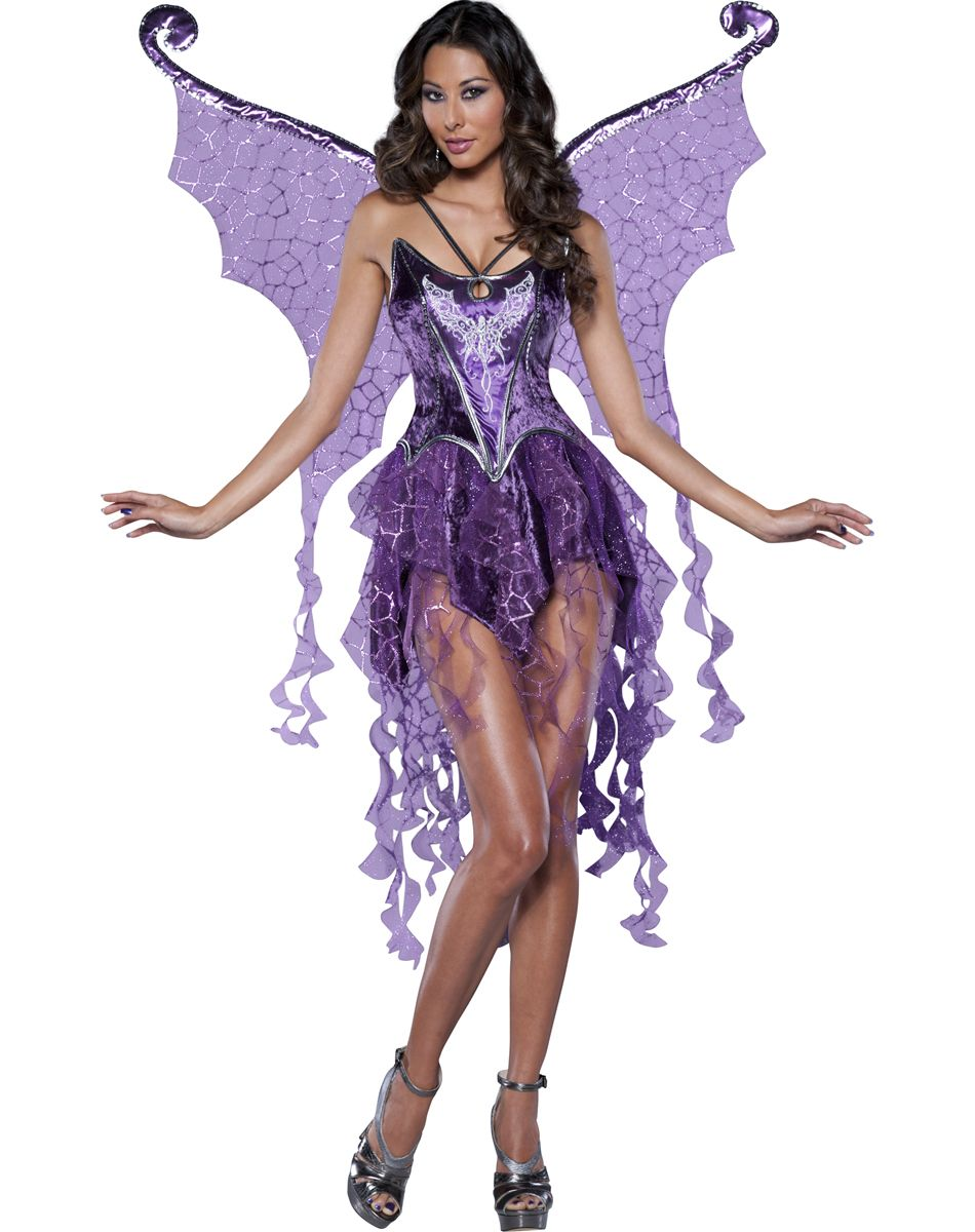 4acaccfad1 Naughty Nymph Fairy Adult Womens Costume – Spirit Halloween ...