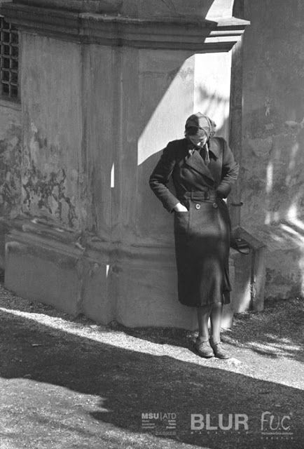 Croatianicity Toso Dabac Photos Of 1930 S Zagreb Zagreb Photo Photography