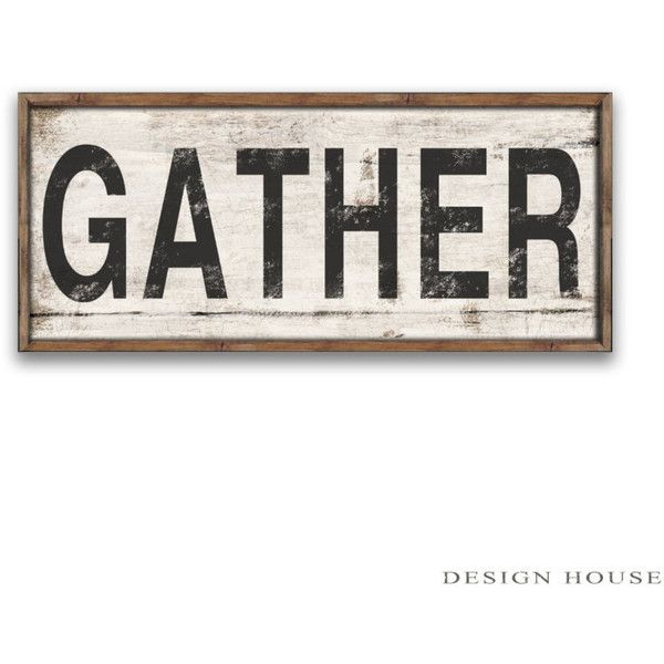 Wooden Signs With Sayings Wall Hangings