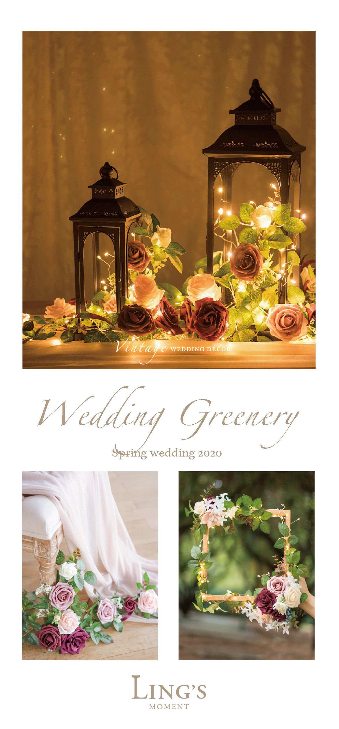 Flower Garlands Rustic Wedding More Wedding Supplies 10 Off Rustic Wedding Flowers Diy Wedding Decorations Wedding Decorations