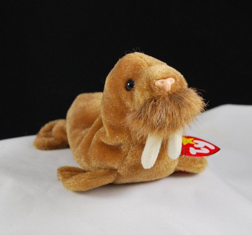 Retired Ty Beanie Baby Paul  4248. Date of Birth  February 23 6919fd72f1a