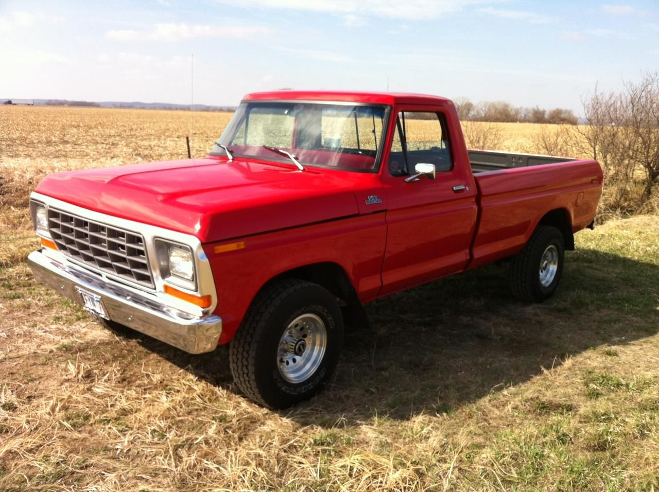 1979 ford f150 this is what i drove in hs loved it