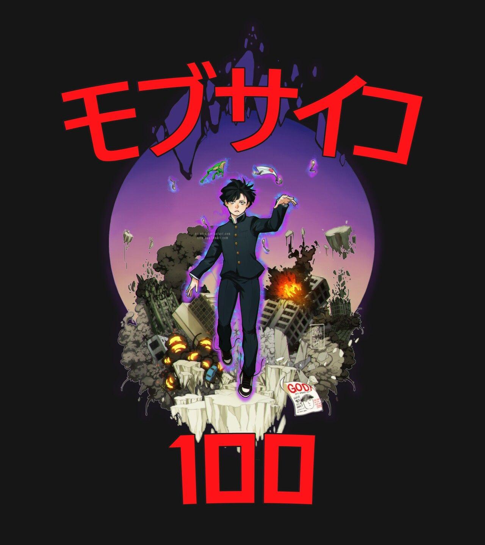 Erraday Mob Psycho Mob psycho 100, Mob psycho, Psycho 100
