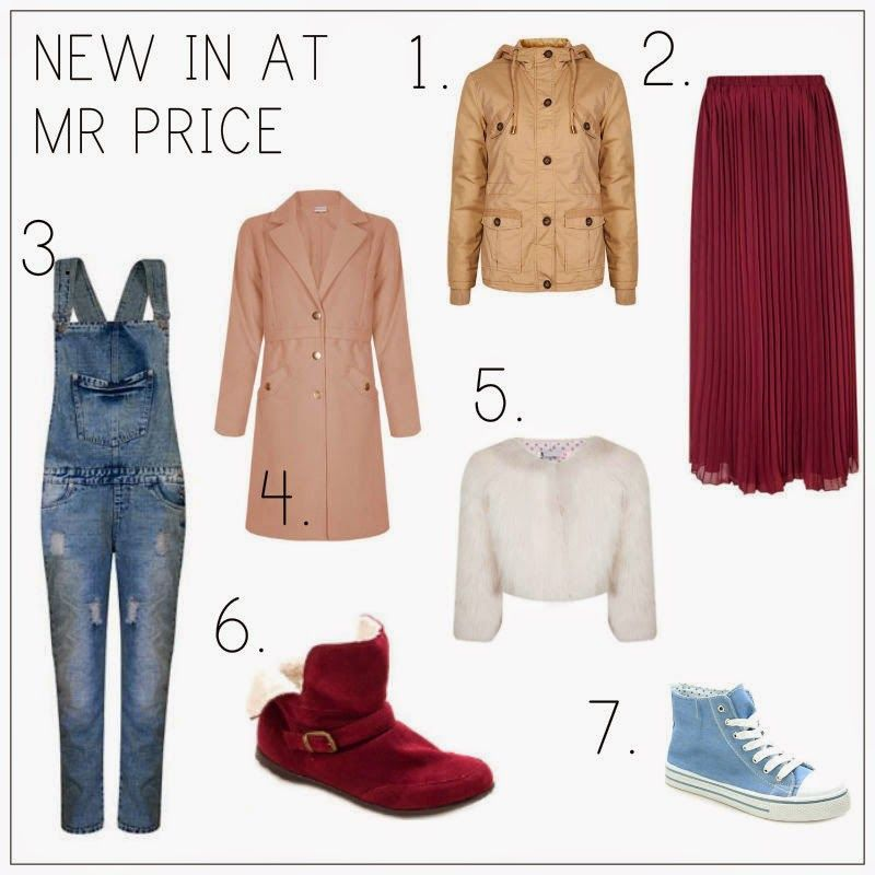Jane wonder new from mr price fashion south african