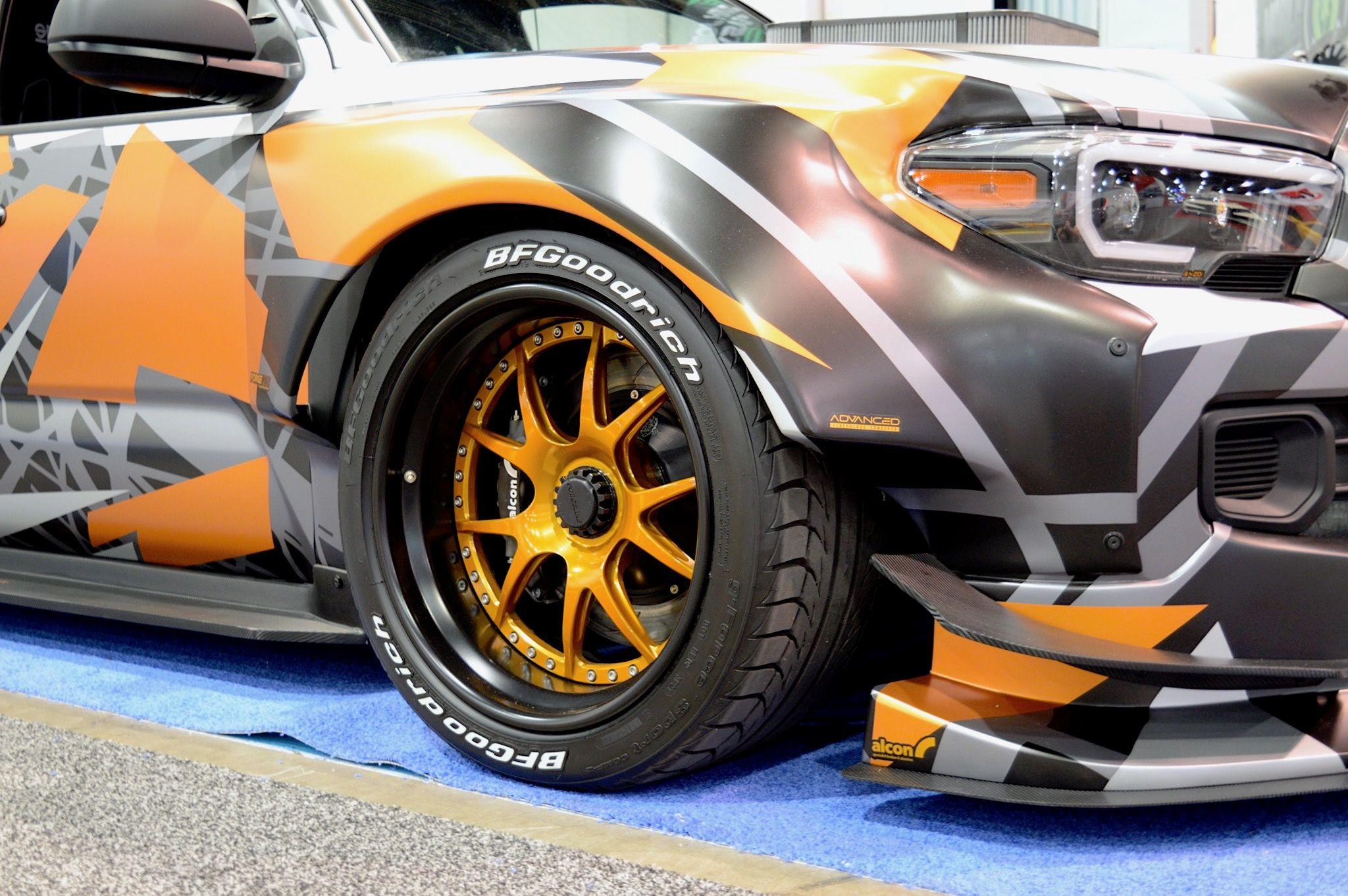 Brad Deberti In 2020 Custom Toyota Tacoma Toyota Tacoma Nascar Engine