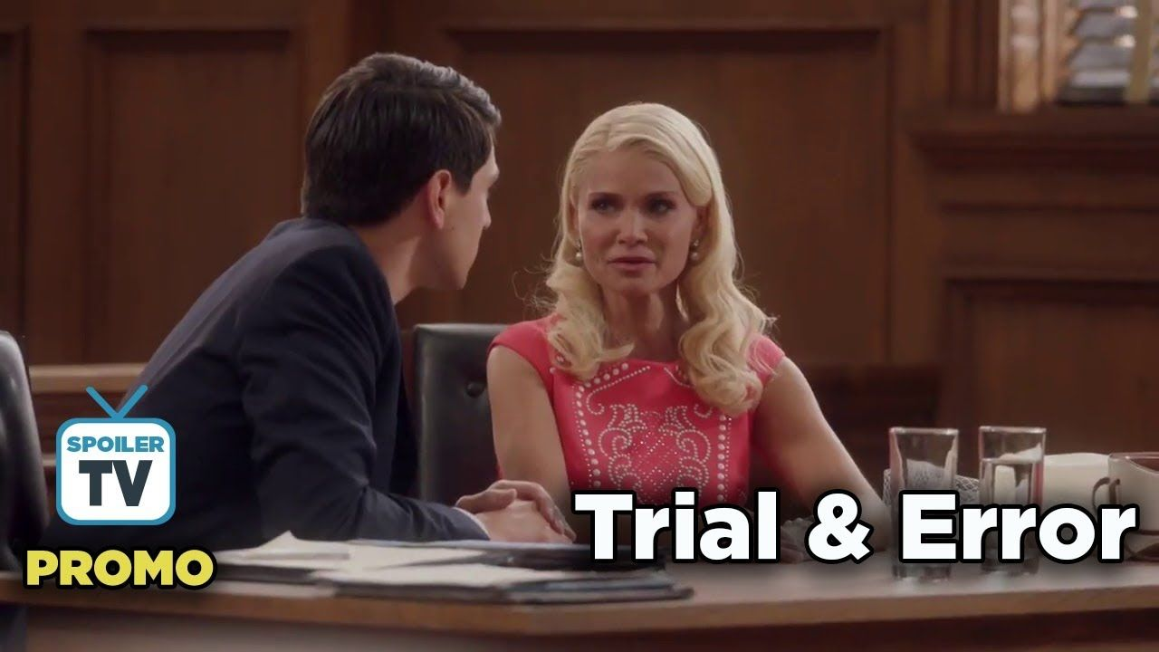 Trial and Error is brilliant and it's a shame it didn't