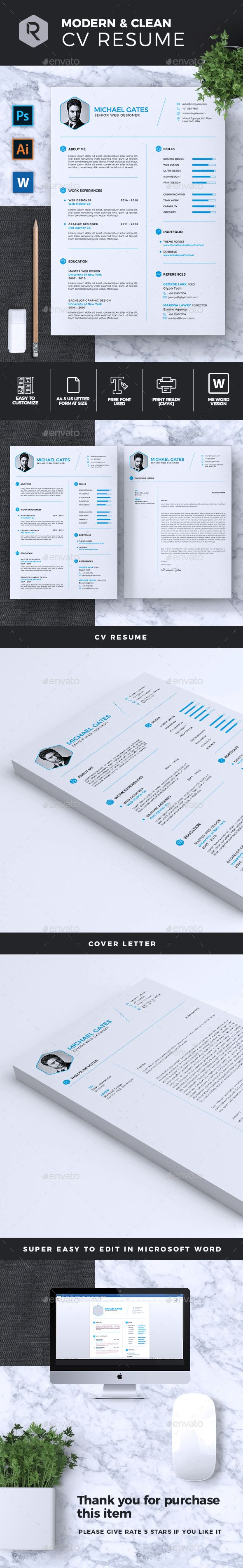 Resumedoc Cv Resume  Cv Resume Template Template And Cv Template