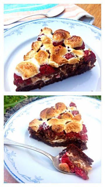 E4 retseptiraamat: Vahukommimütsiga vaarika-šokolaadikook