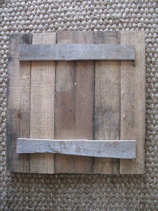 Rustic Pallet Wood Valentines Heart Valenines Pinterest