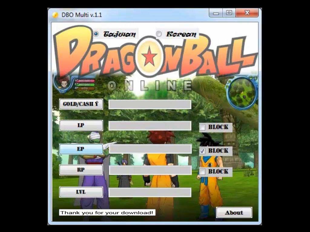 Dragon ball online hack tool no survey cheats engine free download