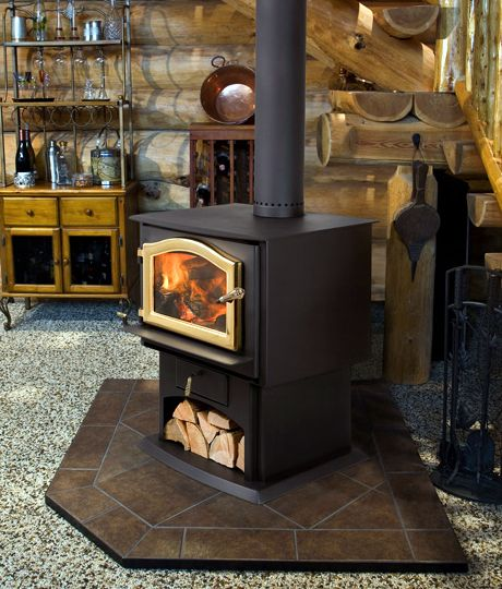 Manufactured Home Approved Wood Stoves - he large, EPA certified  freestanding stove, which can - Manufactured Home Approved Wood Stoves - He Large, EPA Certified