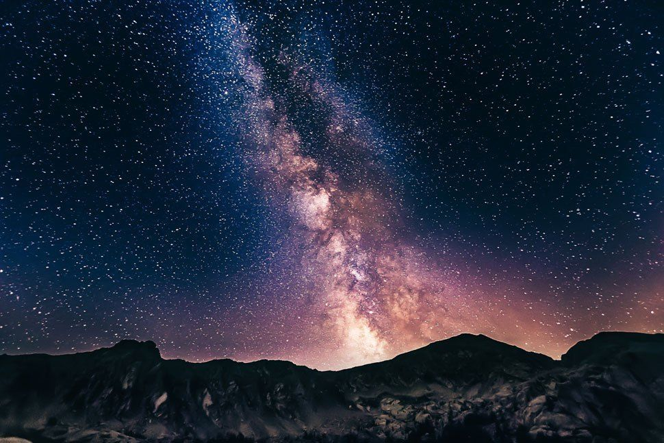 7 Of The Best Places To See The Milky Way Milky Way Pictures