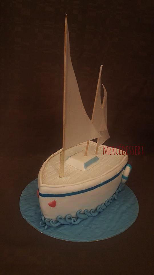 gâteau voilier | 50th birthday | pinterest | voilier, anniversaire