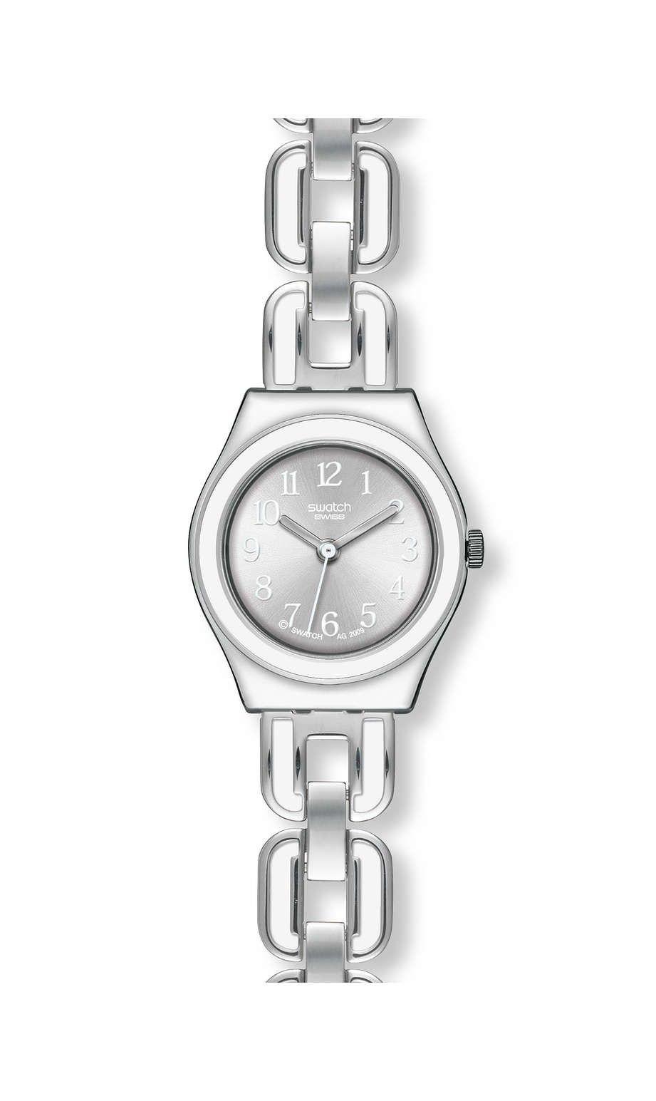 Chain White Us Yss254gWatch Quartz Swatch® Swatch dxBoWrCe