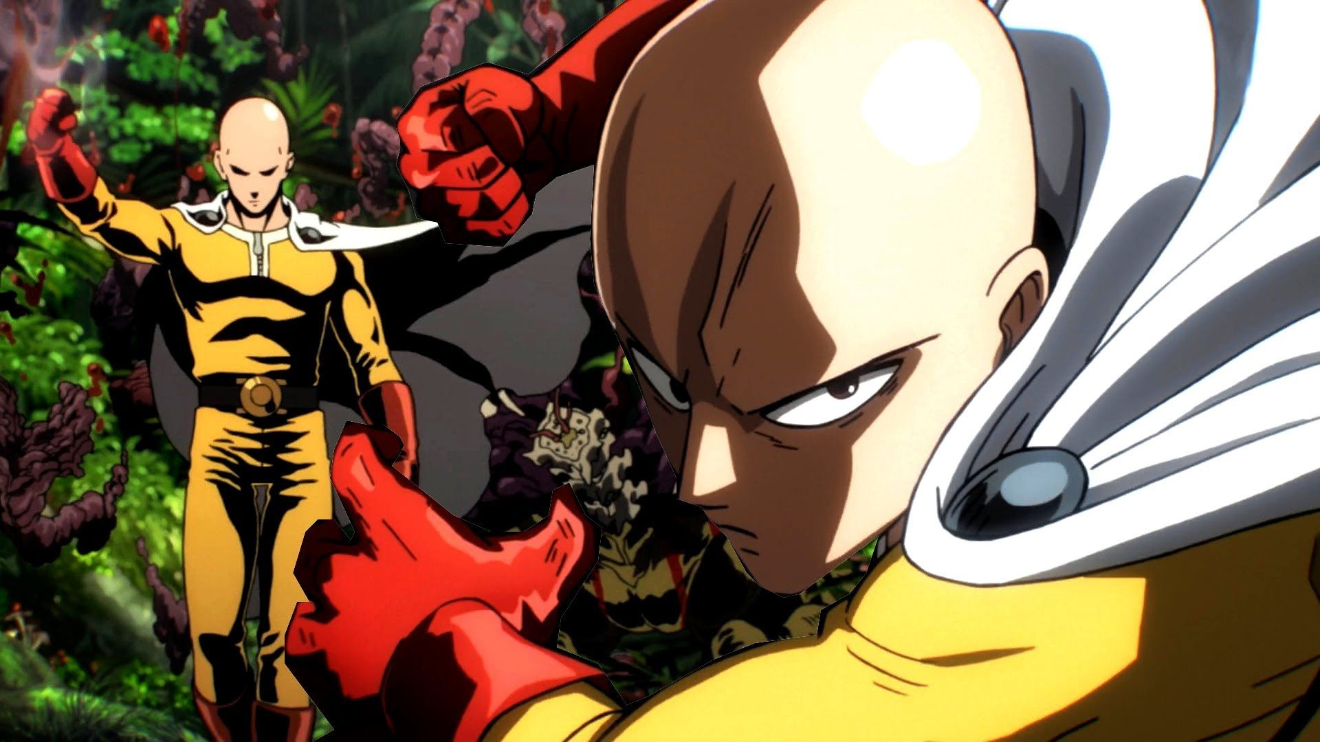One Punch Man Opening Full Version One Punch Man Anime One Punch Man One Punch Man Funny