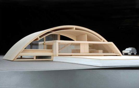 High Quality Arc House Design 1