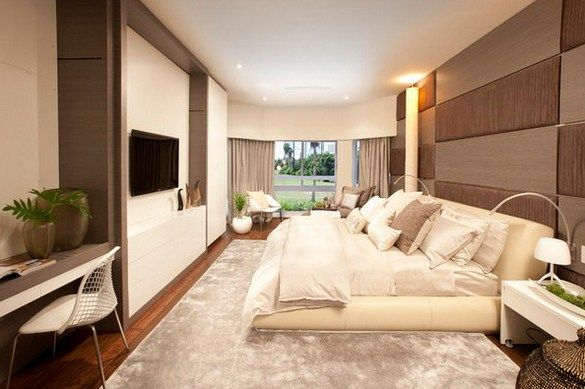 Large Master Bedroom Decorating Ideas & Pictures -  http://www.beautifulhomesnc.