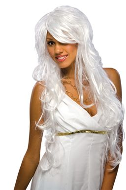 Awesome old school Storm X-men wig. Don t let Halle Berry ruin a great  character. fb1db49e5