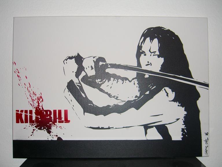 Kill Bill Volume II by SapSone.deviantart.com on @DeviantArt