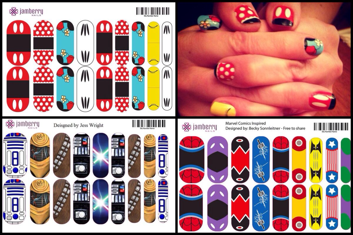 Design your own Jamberry nails in the design studio! Saraholinger ...