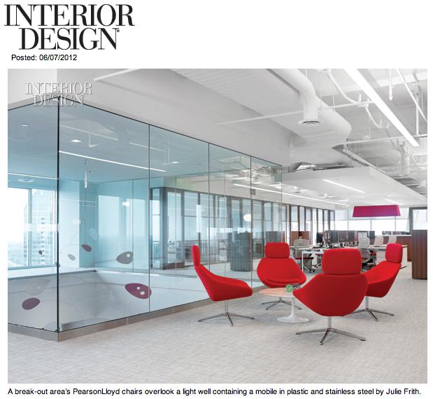 Frithmobiles Modern Art Blog Interior Design Magazine