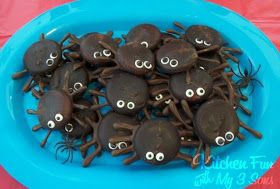 Kitchen Fun With My 3 Sons: Spider Man Party with lots of fun Spiderman Fun Food Ideas!