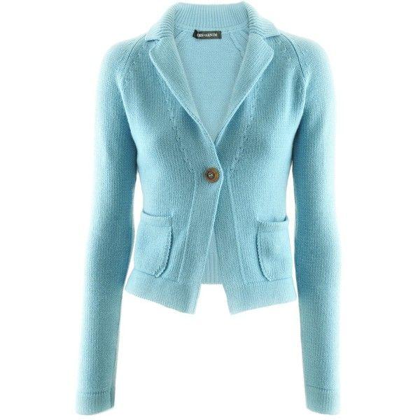 Iris von Arnim Turquoise Cashmere Cardigan Elisabeth ($900 ...