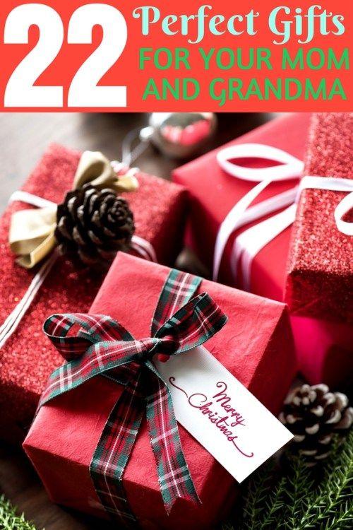 22 Perfect Gifts For Mom Or Grandma | Christmas gifts for grandma, Diy christmas gifts ...