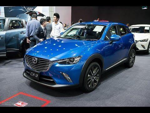 Xe.tinhte.vn - Xem trước Mazda CX-3 sẽ về Việt Nam - YouTube