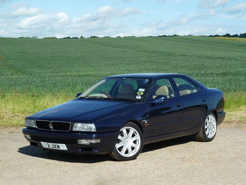 1999 Maserati Quattroporte 3.2 V8 Evoluzione Automatic # ...