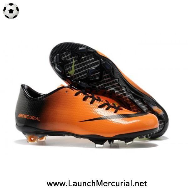 64a228a70a4c ... ebay 2013 new new nike mercurial ix firm ground nike mercurial vapor 9  fg boots orange