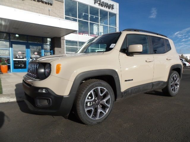 2016 Jeep Renegade Latitude 4d Sport 2 4l With Images Jeep