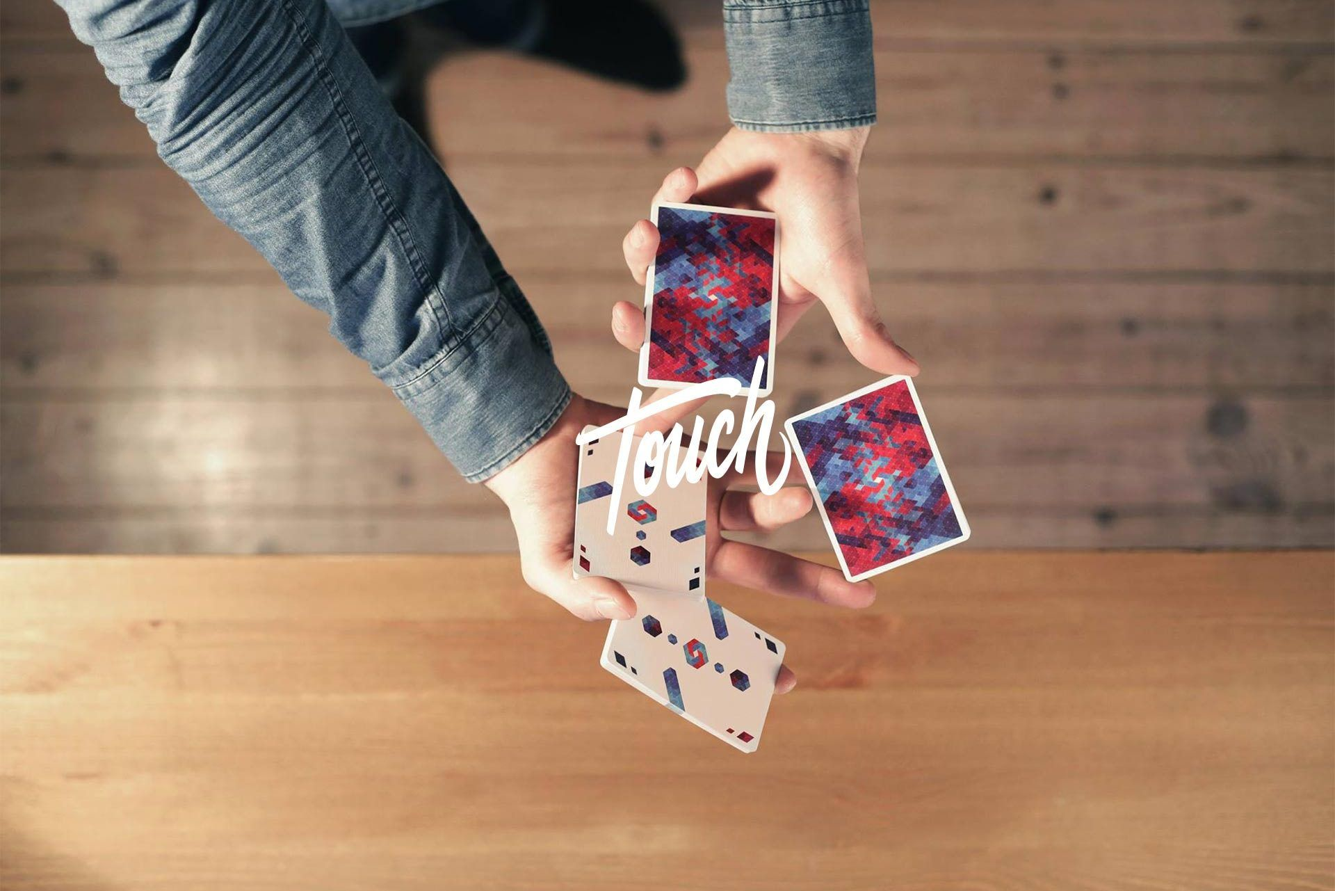 Cardistry touch cardistry playing cards cardistry card