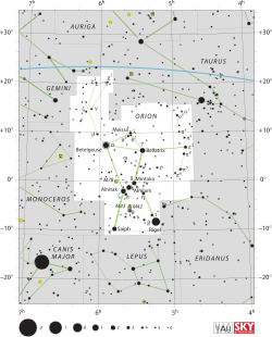 Osiris orion constellation wikipedia constellations orion constellationstar mapstar chartstars in orionorion location ccuart Gallery