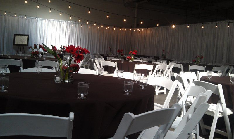 Wedding Chair Covers Montreal Cowhide Accent Linen Rentals And Event Decor Including