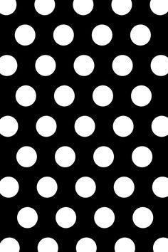 Kate Spade Polka Dot Background