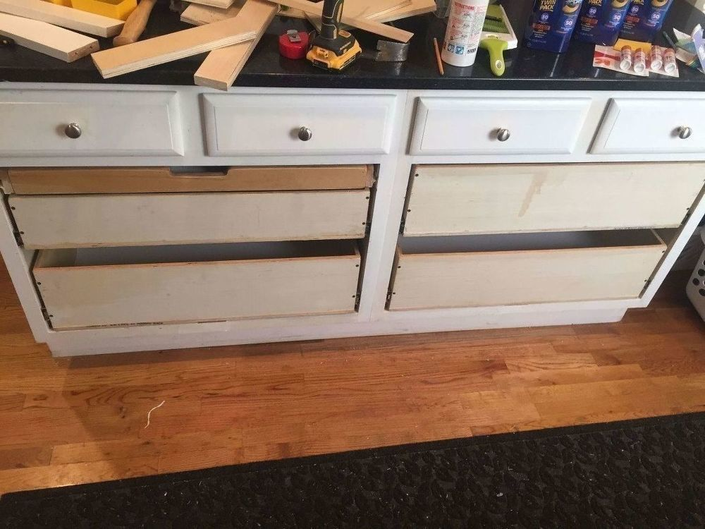 Convert Cabinets To Drawers Sbiroregon Org