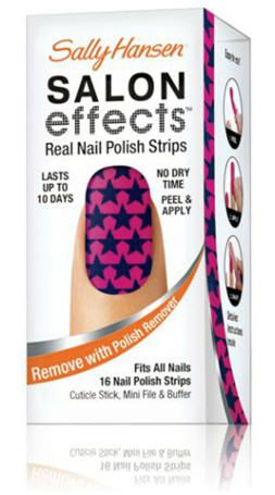Sally Hansen launches Rock of Ages inspired nail polish strips
