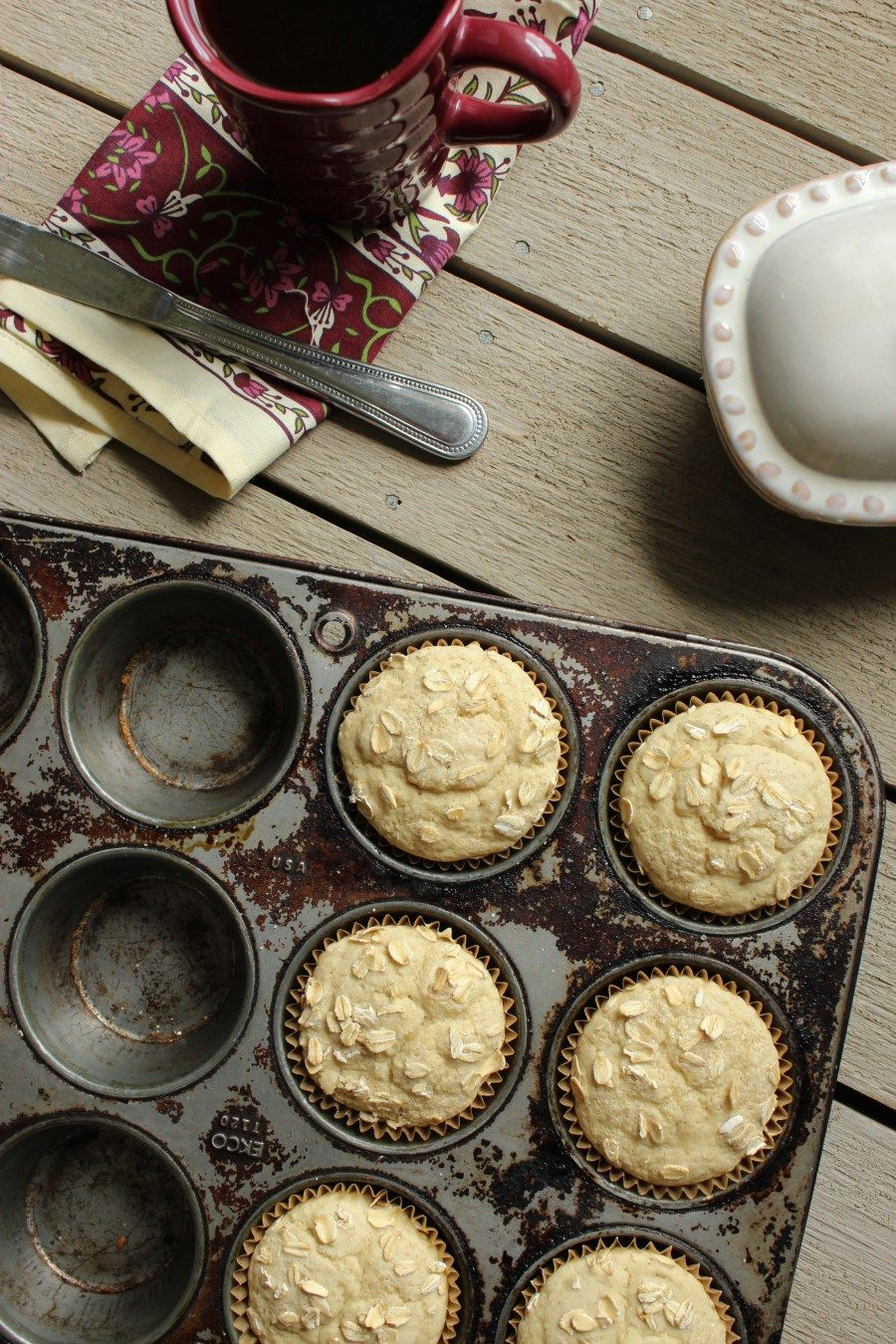 30-Minute Vegan and Gluten Free Muffins - The Fitchen