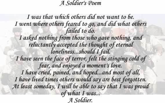 Poems About Soldiers Honor Quotes To Honor Fallen Soldiers Extraordinary Fallen Soldier Quotes