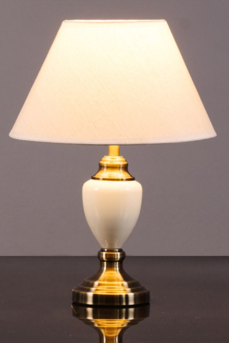 Malham Cream Ceramic And Antique Brass Traditional Classic Table Lamp In 2020 Classic Table Lamp Beautiful Table Lamp Traditional Lamps