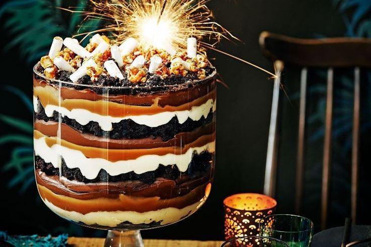 Rich Christmas Cake Recipe Jamie Oliver: Easy Quick Dessert Recipes, Quick And Easy No Bake Dessert