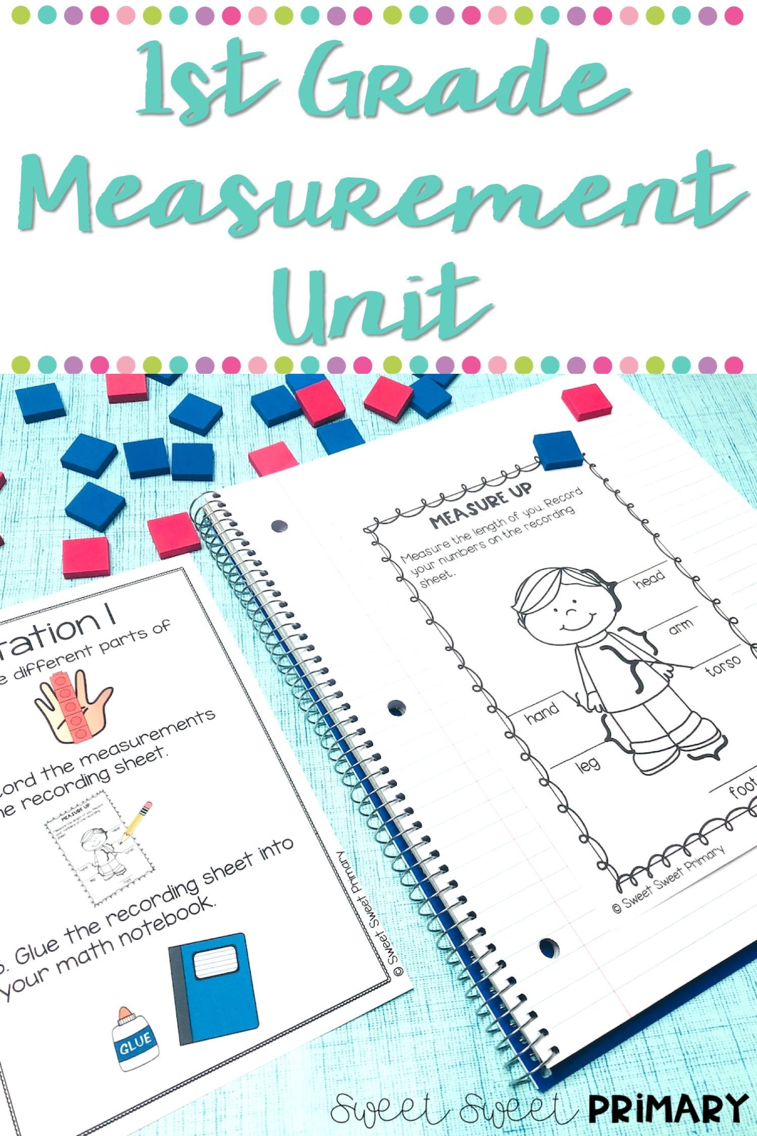 Teaching Measurement In First Grade