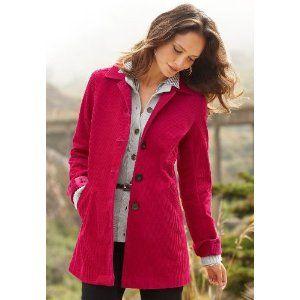 Women's Kineta Corduroy Jacket | Woolrich® | Zyla's Renaissance ...